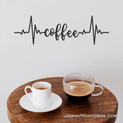 Coffee Rhythm Monogram